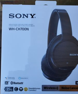 Sony Headphones Connect for Sale in Durham, NC