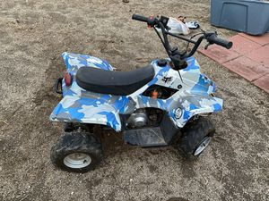 Quad Motor Bike for Sale in Riverside, CA