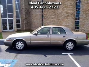 2004 Mercury Grand Marquis for Sale in Oklahoma City, OK