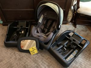 Safety first onboard35 LT infant car seat for Sale in Pittsburgh, PA