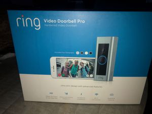 Ring doorbell camera for Sale in Chino Hills, CA
