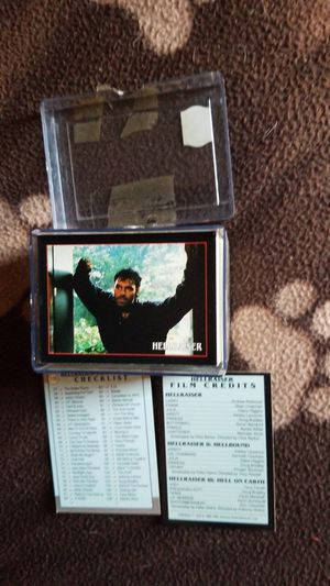 HELLRAISER Trading Card Set. Complete 108 cards HELLRAISER 1 2 And 3. for Sale in Huntington Beach, CA