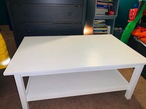 White Coffee Table for Sale in Little Ferry, NJ