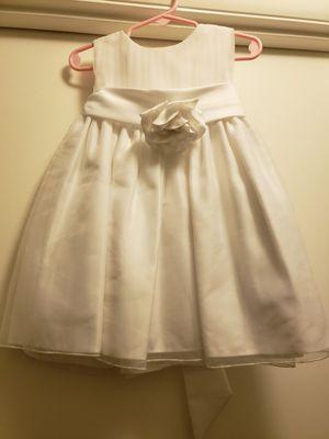 White 24 month Dress for Sale in Renton, WA