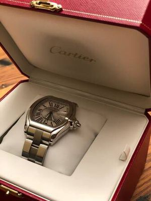 Cartier Roadster XL GMT watch for Sale in US