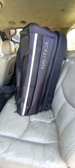 Nautica spinner duffle for Sale in Piedmont, SC
