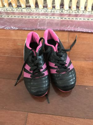 Soccer cleats size 11 (toddler) for Sale in Alexandria, VA