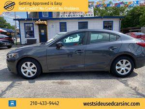 2016 Mazda Mazda3 for Sale in San Antonio, TX
