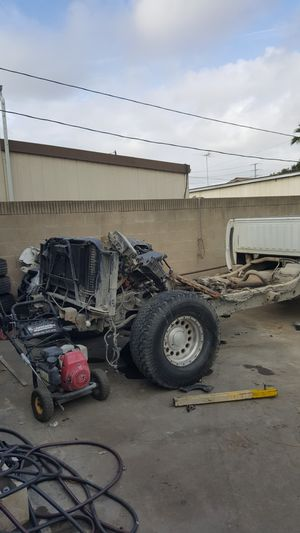 Chevy Silverado 4 by 4 6.0 engine 4 L 80 transmission for Sale in Stanton, CA