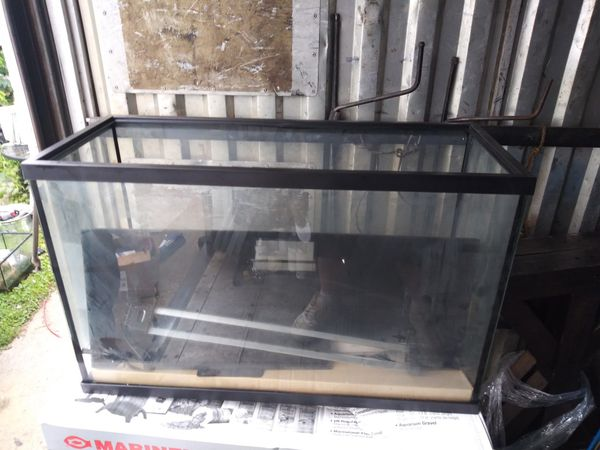 30 gal aquarium with new filter