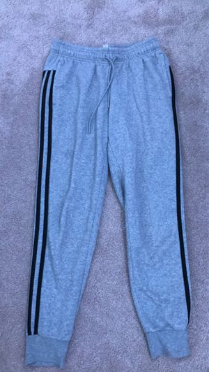 Adidas sweatpants size S for Sale in Creve Coeur, MO