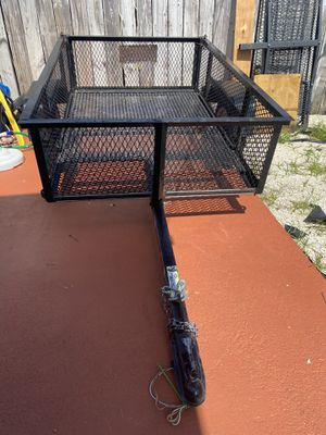 Trailer for utility 5x3 1/2 new for Sale in Medley, FL