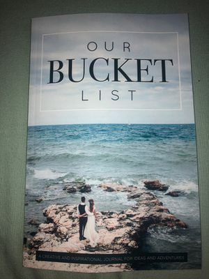 Unused our bucket list for Sale in Los Angeles, CA
