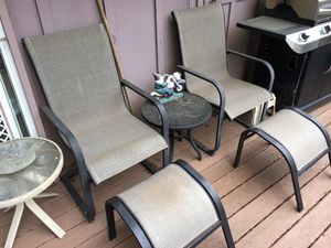 Patio furniture for Sale in Gresham, OR