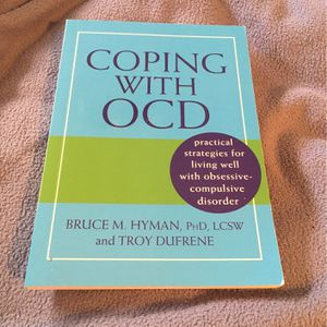 COPING WITH OCD . BOOK . for Sale in Dunwoody, GA