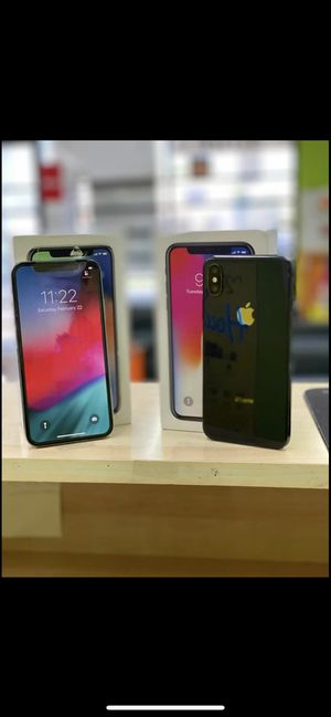 iPhone X Brand New Unlocked for Sale in Sugar Land, TX
