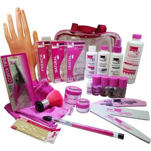 Fantasy Nails Acrilyc Nail Kit And Nail Lap for Sale in San Antonio, TX