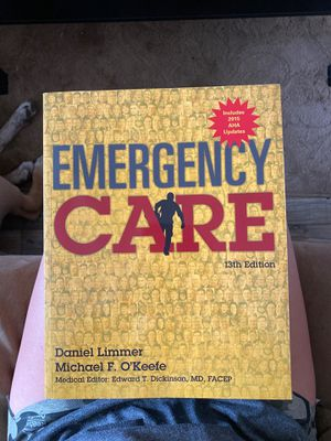 EMS book for Sale in Imperial Beach, CA