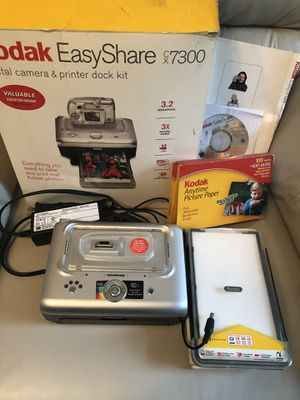 Kodak docking station for Sale in Suitland-Silver Hill, MD