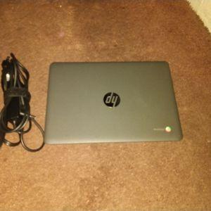 Black Chromebook for Sale in Pasadena, CA