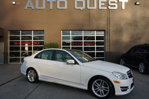 2014 Mercedes-Benz C-Class for Sale in Seattle, WA
