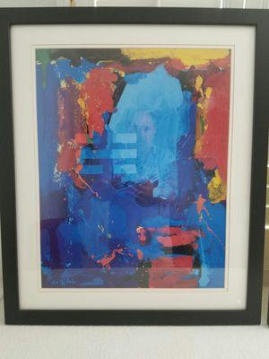 Framed abstract art for Sale in Phoenix, AZ