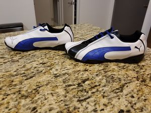 Like New Puma driving Shoes size 10.5 US for Sale in Alexandria, VA