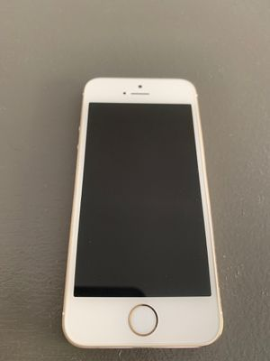 iPhone 5s for Sale in Atascadero, CA