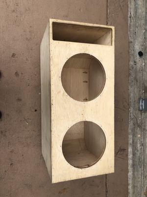 "12"" subwoofer speaker box for Sale in Port St. Lucie, FL"