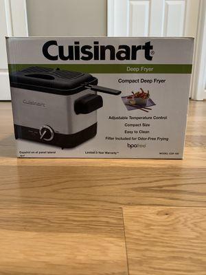 Cuisinart compact fryer for Sale in Fairfax, VA