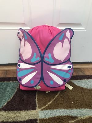 FREE: Butterfly Backpack Sleeping Bag for Sale in Concord, NC