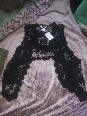 The Brand is mudd lacey shawl very cute for Sale in Portland, OR