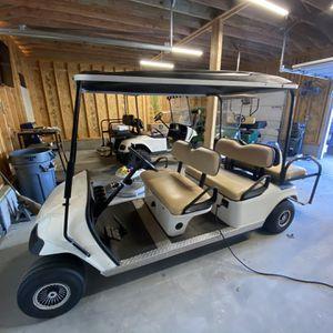 Ezgo Limo Golf Cart for Sale in Virginia Beach, VA