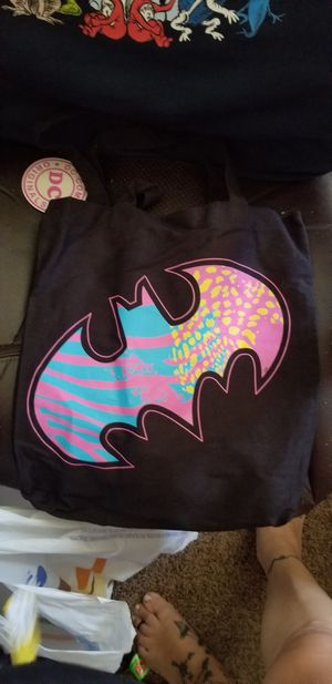 DC Comics batgirl bag NWT for Sale in Montclair, CA