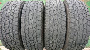 295/70 /18 Toyo tires for Sale in East Wenatchee, WA