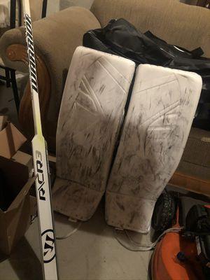 Goalie Equipment for Sale in Bridgeville, PA