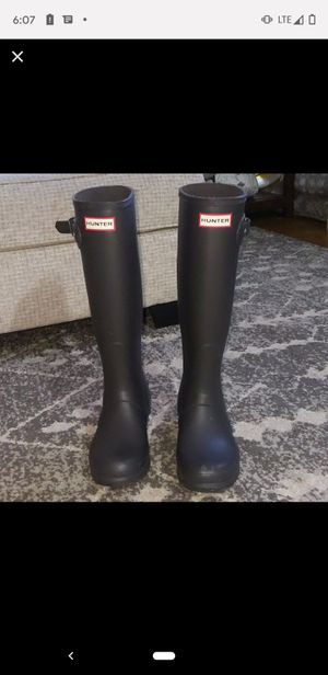 Hunter boots for Sale in Red Bank, NJ