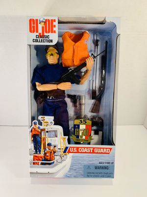 GI Joe Classic Collection US Coast Guard for Sale in Reno, NV