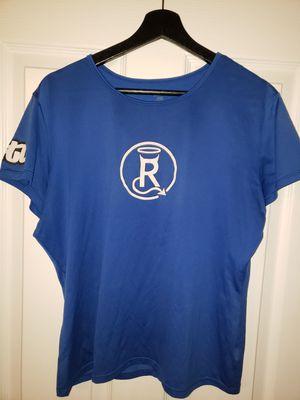 Blue Patagonia women's active wear shirt sz small for Sale in Atlanta, GA