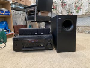 [Trade for soundbar] Bose/Pioneer Home Theater for Sale in Fullerton, CA