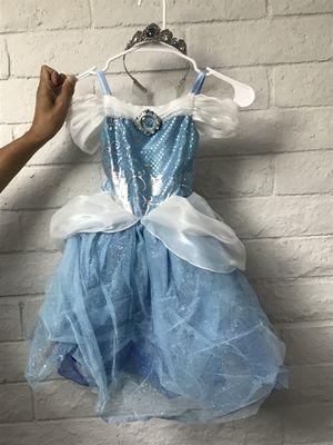 Cinderella Halloween costume Disney princess for Sale in Phoenix, AZ