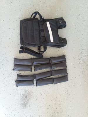 Weight vest for Sale in Henderson, KY