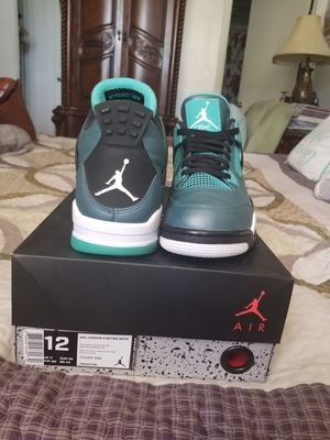 Air Jordan Retro 4 30th 'Teal' (2015) for Sale in Fort Lauderdale, FL
