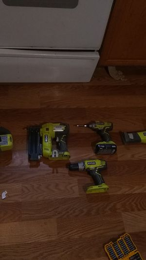 Ryobi for Sale in Weatherford, TX