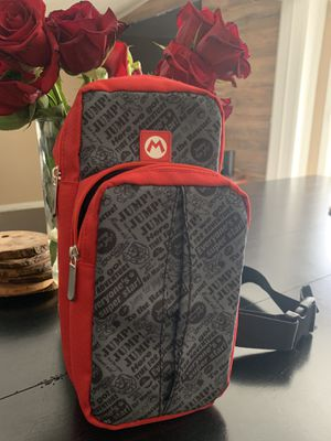 Nintendo Switch Carry On Bag for Sale in Riverside, CA