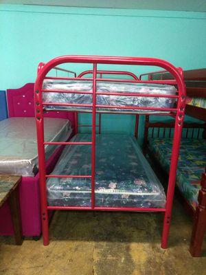 T/t bunk bed for Sale in Azalea Park, FL