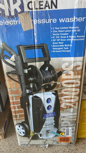 AR AR390SS Electric Pressure Washer - 2000 PSI for Sale in Jacksonville, FL