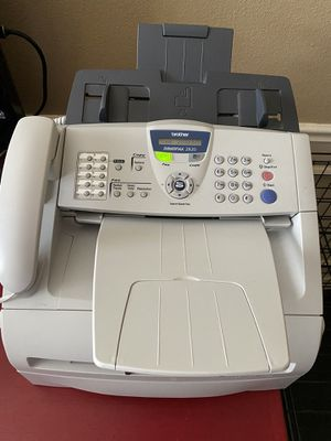Brother Intellifax 2820 for Sale in Whitehouse, TX
