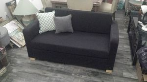 Couch Can Turn To Bed Very Good Condition for Sale in Industry, CA