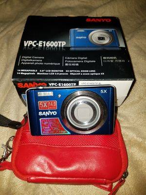 SANYO Digital Camera for Sale in Mount Wolf, PA